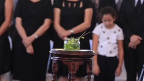 Los restos de Molina fueron cremados tras su deceso ocurrido el pasado domingo a los 87 años.
