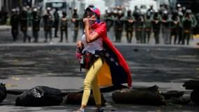 La oposición llamó a manifestaciones en 23 estados del país en contra del gobierno del presidente Nicolás Maduro.