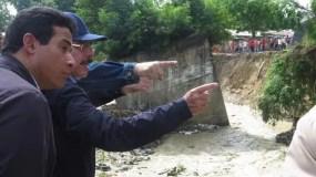 El Mandatario estuvo en Habanero y en estos momentos se encuentra en polo, Barahona. Foto de archivo.