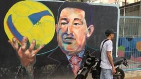 """El colectivo Alexis Vive considera que Chávez """"abrió los ojos a los venezolanos"""" y defiende su legado."""