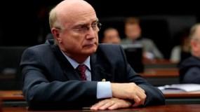 Ministro de Justicia, Osmar Serraglio.