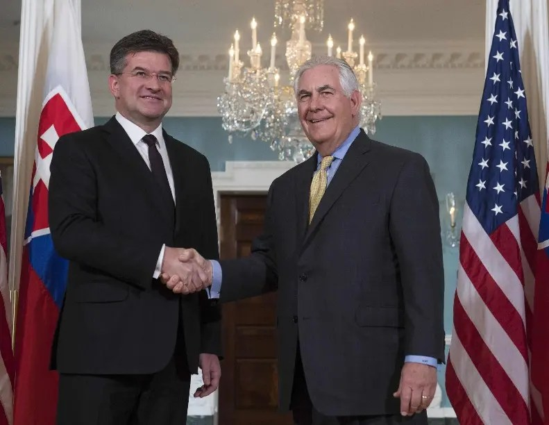 Tillerson y Lavrov se reunirán este miércoles en Washington