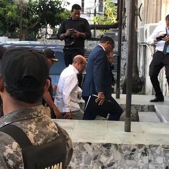 Detienen a implicados en caso Odebrecht en República Dominicana