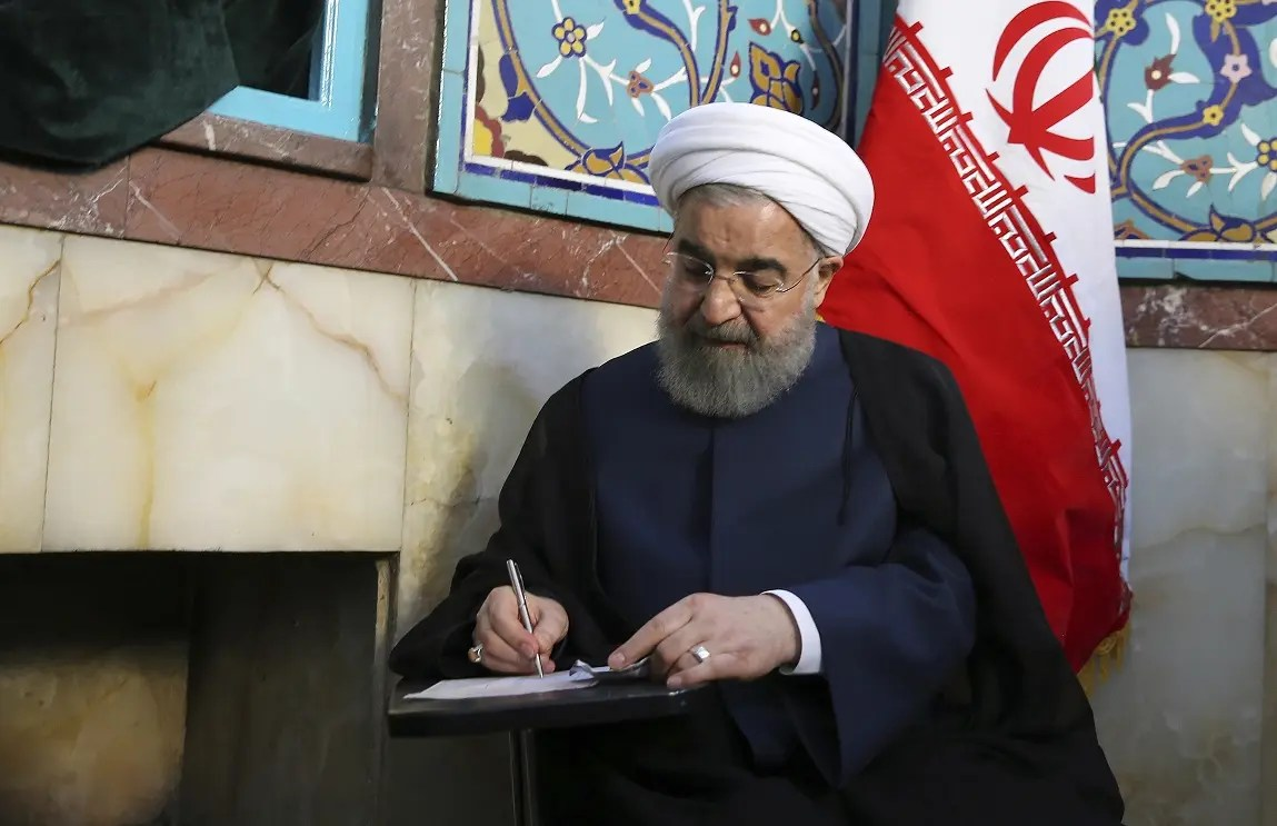 URUGUAY: Reeligen al presidente de Irán Hasan Rohaní