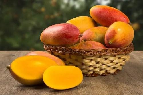 El mango, un fruto sabroso