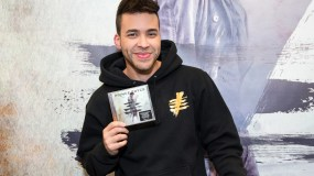 "Prince Royce Photo Op For His New CD ""Five"""