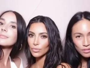 Kim Kardashian supo aprovechar desde el principio los posts patrocinados.