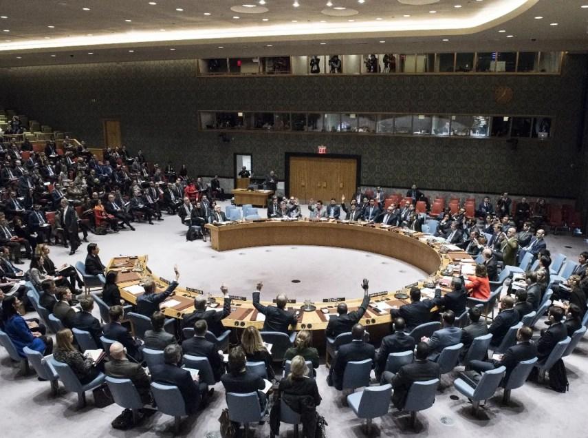 La ONU tuvo que recortar también en 600 millones de dólartes su presupuesto para la paz.