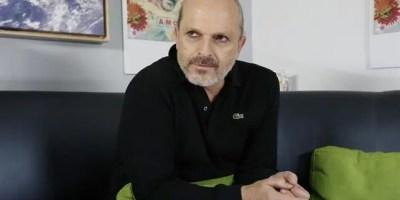 Miguel Bosé dejó a Panamá donde vivía.  Archivo