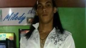 Víctor Alexander Portorreal, esposo de Reyna Isabel González.