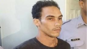 Víctor Alexander Portorreal, el confeso asesino.