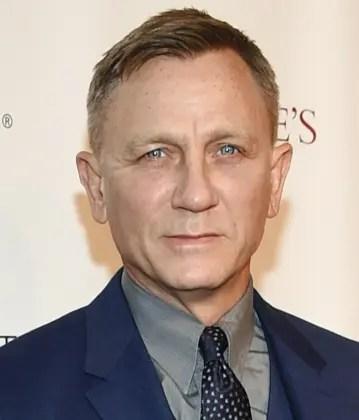 El actor Daniel Craig confirma será Bond.