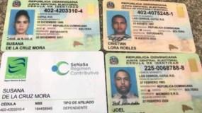 Las tres víctimas identificadas hasta anoche.  Rolfi Rojas.