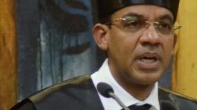 El juez Francisco Ortega conoció la fase de la medida de coerción contra implicados. archivo