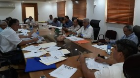 Integrantes del Consejo Directivo de Confenagro sesionaron en La Vega.