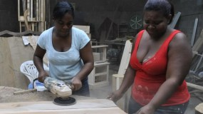 El aporte del Banco Mundial será destinado a financiar iniciativas de las mujeres.  archivo