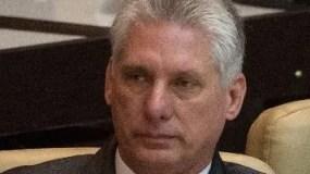 Presidente Miguel Díaz-Canel