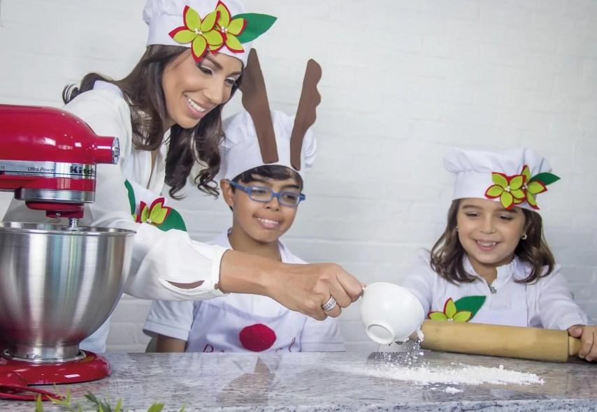 Entre los seis o siete años se pueden introducir en la cocina porque ya prestan un poco mas de atención.  FUENTE EXTERNA.