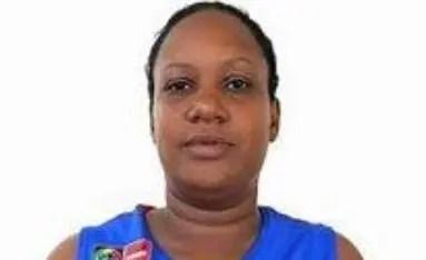 Wanda Peguero, a la gloria del deporte dominicano.