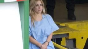 Áurea Vázquez Rijos se encuentra en custodia en Puerto Rico. BBC