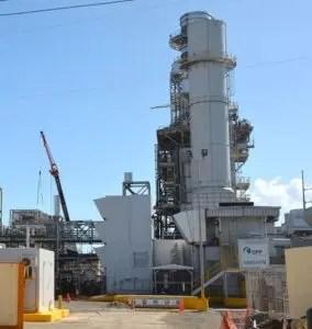 Otras plantas de AES, entre ellas Itabo, aportan 568 megas.