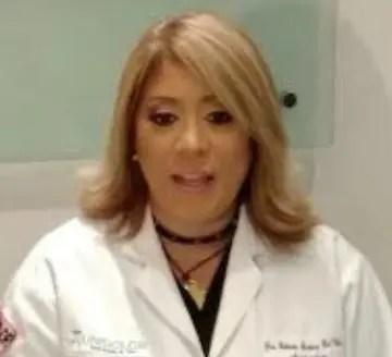 Bethania Martínez, directiva de Unidolor. Fuente externa