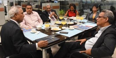Isidoro Santana afirma que el país ya tiene las leyes suficientes para avanzar, por lo que no propondría ninguna otra.