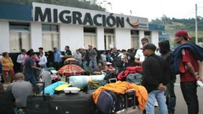 Autoridades de Argentina, Bolivia, Brasil, Chile, Colombia, Costa Rica, Ecuador, México, Panamá, Paraguay, Perú y Uruguay se reúnen hoy para buscar soluciones a la masiva emigración de venezolanos.