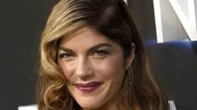 Selma Blair, actriz de cine y televisón.
