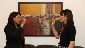 La doctora Ysabel Santana fue posesionada en el Ney Arias Lora