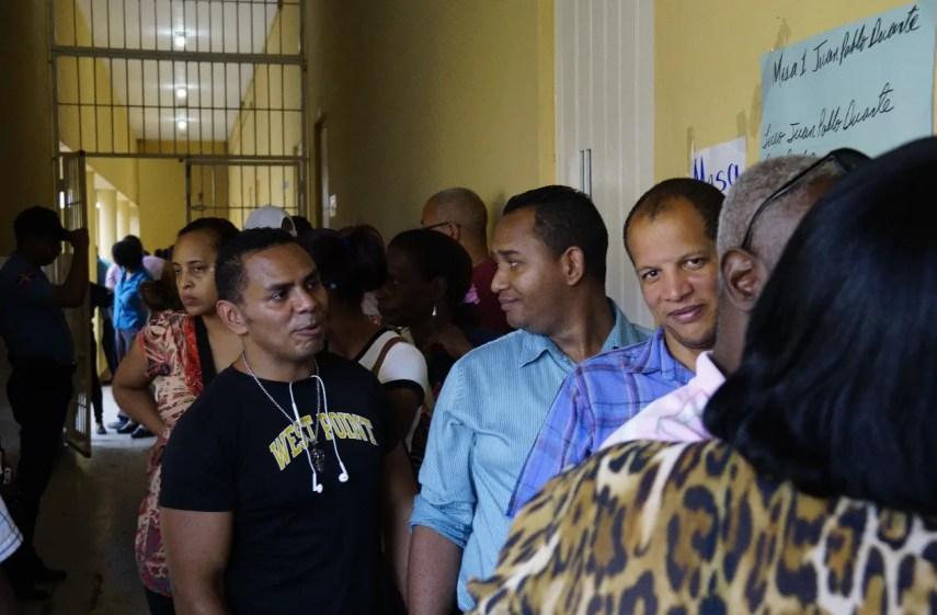 El proceso electoral de la ADP se ha desarrollado con normalidad.