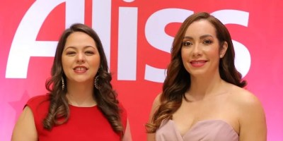 Sandra Infante y Miralba Ruiz.