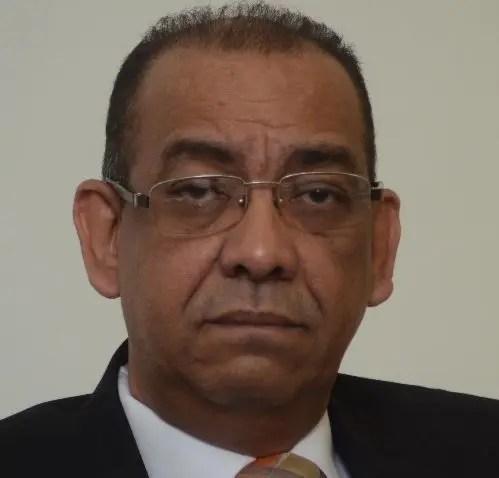 Deligne Ascensión, secretario de Organización del PRM.