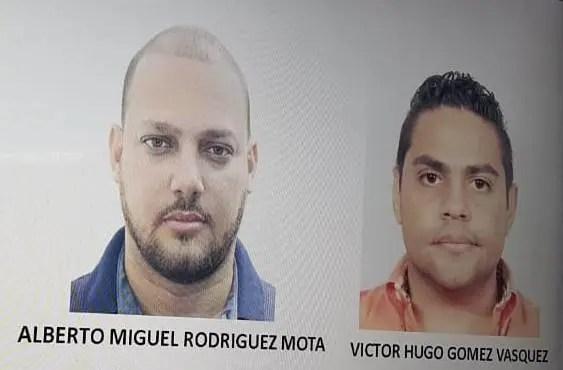 Autores materiales del atentado donde hirieron a David Ortiz