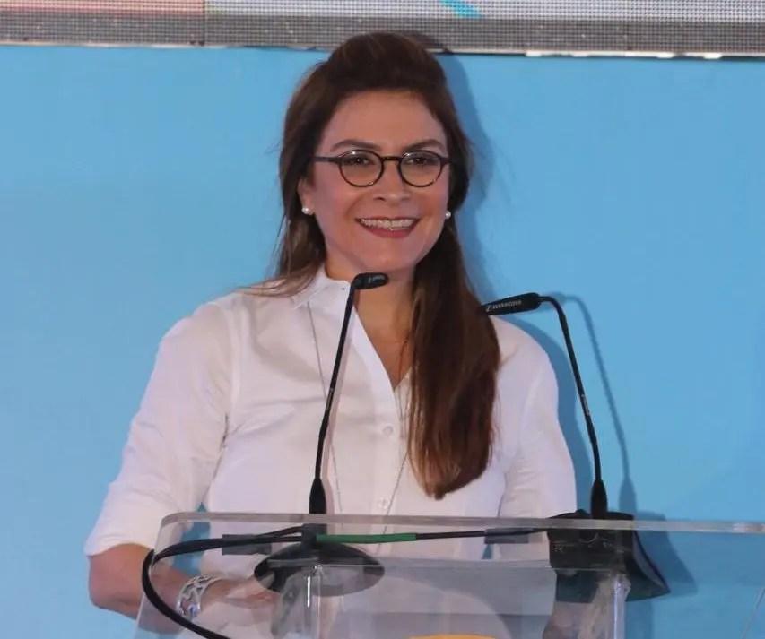 """Carolina Mejía: """"PRM no se prestará a complicidades con ninguna de las facciones del PLD"""""""