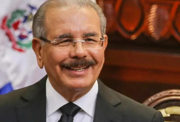 Expresidente Danilo Medina declara bienes por más 25 millones de pesos