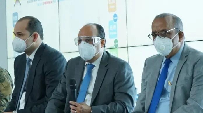 Seis provincias y el DN serán intervenidas por Salud Pública