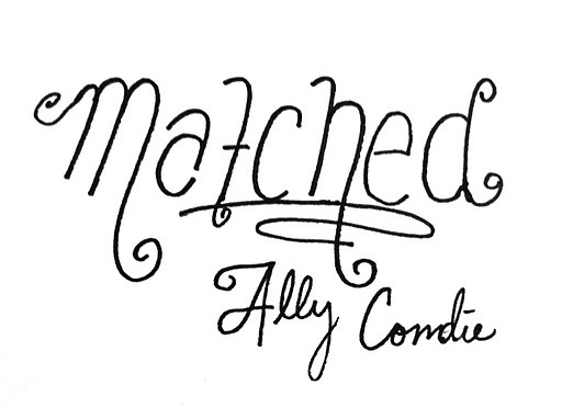 Book Review – Matched (by Ally Condie)
