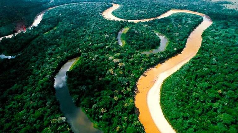 El río más largo del Perú es elrío Ucayali