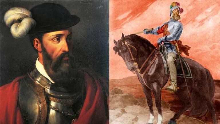 Qué conquistador participó como torero en la primera corrida de toros realizada en el Perú