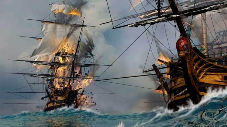 piratas llegaron a las costas del Virreinato del Perú