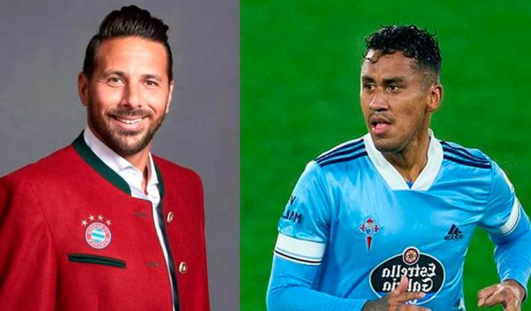 """Claudio Pizarro: """"Si me preguntan en el Bayern por alguno que podrían contratar, diría Renato Tapia"""""""