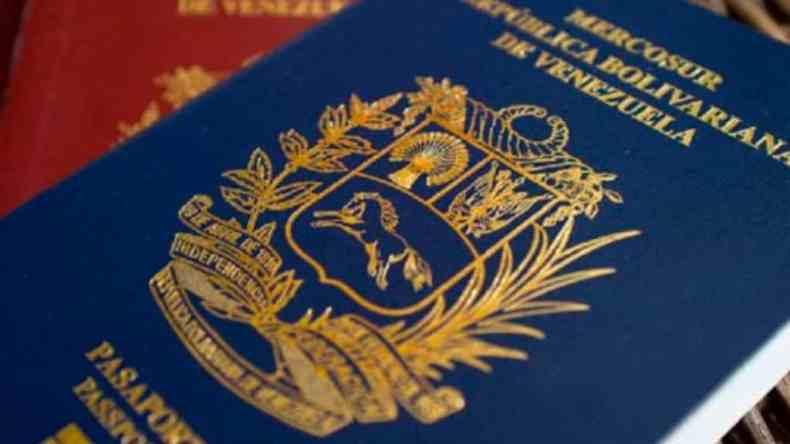 Prórroga de pasaporte venezolano