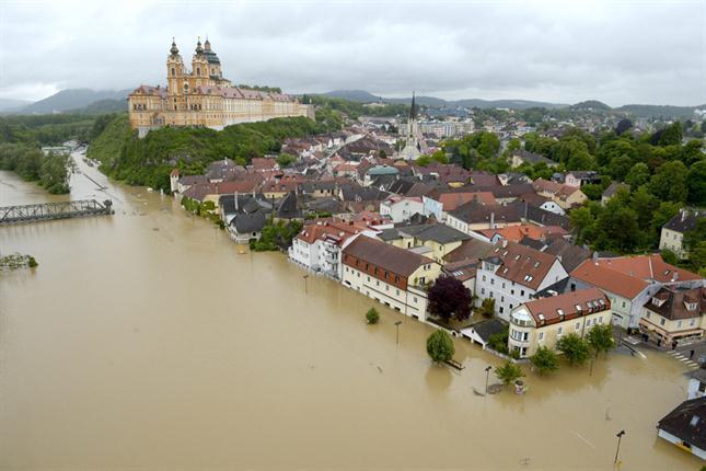 Inundaciones En Europa  El Diario De Buenos Aires