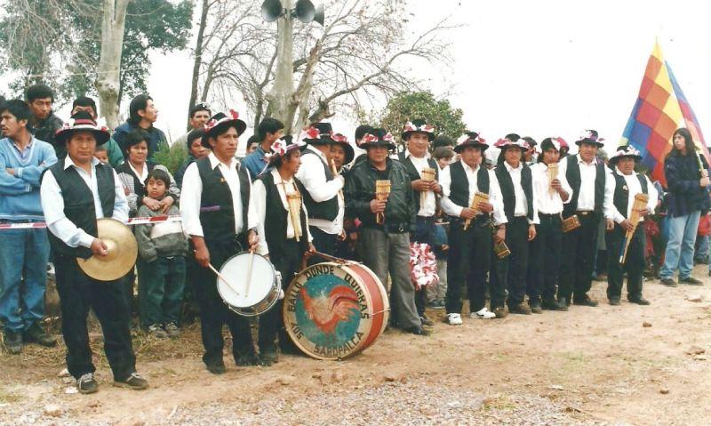 colectividad boliviana