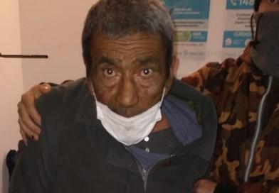 Hallaron en Loma Verde a un hombre que había desaparecido en Moreno