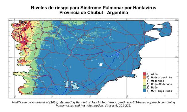 Confeccionan un mapa de riesgo para la prevención del hantavirus ...