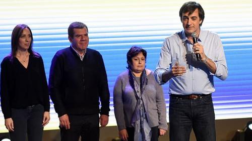 Oficialismo se instala como la principal fuerza en Argentina