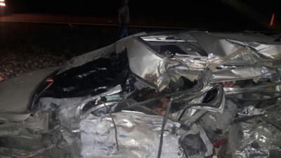 Accidente en Garayalde: murió el ex rector de la UNPSJB Arturo Canero