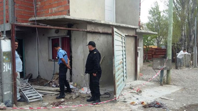 Dos obreros murieron al explotar cámara séptica